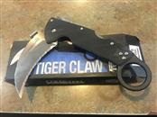 COLD STEEL Pocket Knife 22KFS TIGER CLAW